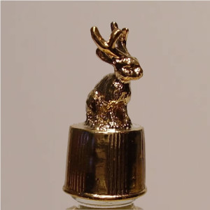 Rabbit Gold Vial