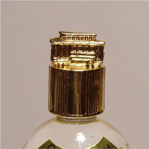 cable car gold vial