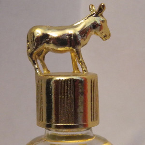 Burro Gold Vial