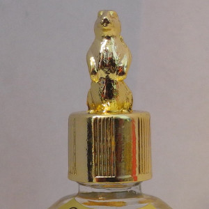 gold vial prairie dog