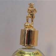 Pirate Gold Gift Vial